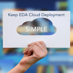 Keep EDA Cloud Deployment Simple