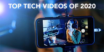 Top Tech Videos Of 2020